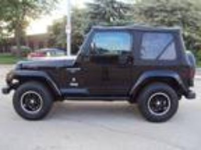 JEEP Wrangler Garage Kept