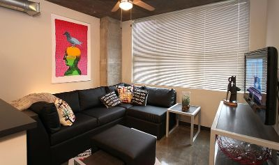 1 bed 1 bath student fully furnished apartment