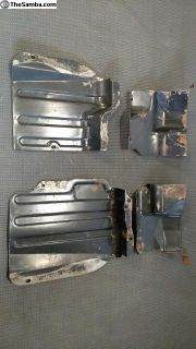 Type 4 bottom and rear cooling tins