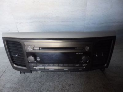 Find 2014 toyota sienna radio receiver cd mp3 aux 86120-08270 motorcycle in Fontana, California, United States, for US $124.31