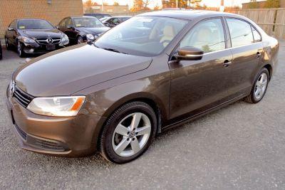 2014 Volkswagen Jetta TDI (Toffee Brown Metallic)