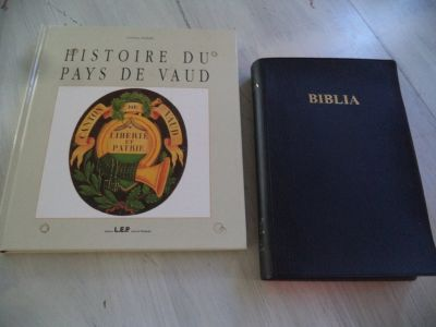 African Bible and French history