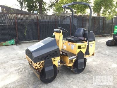2012 Multiquip AR13HA Vibratory Double Drum Roller