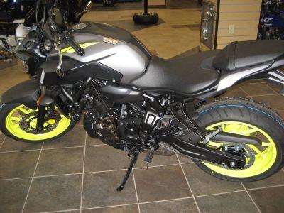 2018 Yamaha MT-07 Sport Motorcycles Shawnee, OK