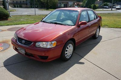 2001 Toyota Corolla CE (Red)