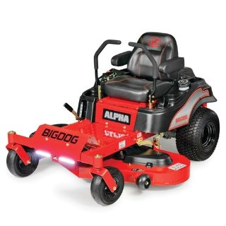 2016 Big Dog Mowers Alpha 42 in. Riding Mowers Lawn Mowers Leesville, LA