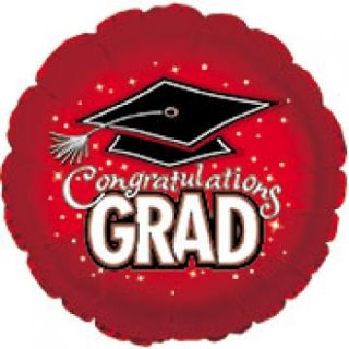 Sale on All Graduation Mylar Balloon