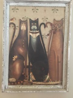 Fancy Cats Picture