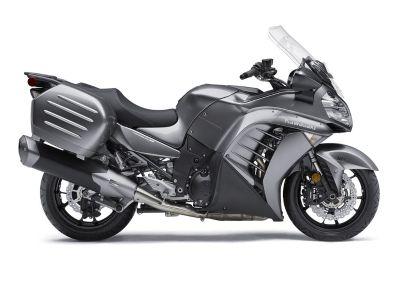 2016 Kawasaki Concours 14 ABS Touring Motorcycles Biloxi, MS