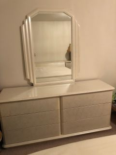 Bedroom drawer cabinet