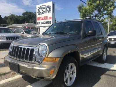 2005 Jeep Liberty Limited (Light Khaki Metallic)