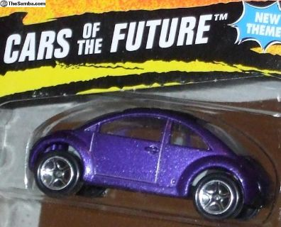 Matchbox Cars of the Future 5pk concept