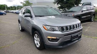 Used 2018 Jeep Compass 4x4