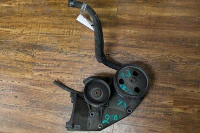 Purchase 99 00 01 02 03 FORD E350 SUPER DUTY POWER STEERING PUMP W BRACKET AND MORE motorcycle in Buda, Texas, US, for US $95.00