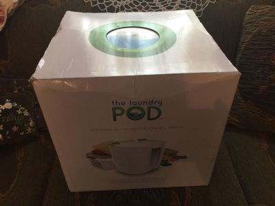 The Laundry Pod Non Electrical Washing Machine New