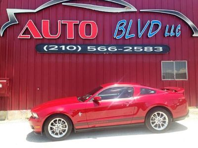 2011 Ford Mustang Fastback