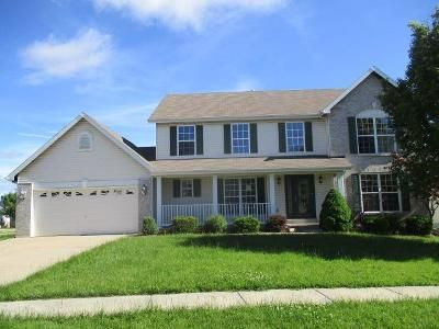 4 Bed 2.1 Bath Foreclosure Property in Wentzville, MO 63385 - Autumn Trace Pkwy