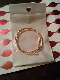 New gold hoops