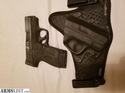 For Sale/Trade: S&W M&P .40 Shield