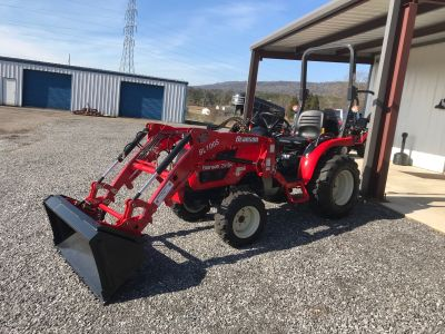 2019 Branson Tractors 2510h Compact Tractors Leesburg, AL