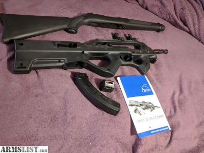 For Sale: .22 10/22 Ruger bullpup Aklys ZK-22