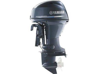 2016 Yamaha F25LA 4-Stroke Outboard Motors Gaylord, MI