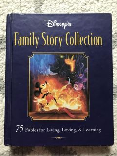 Disney s Family Story Collection Book