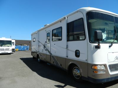 2003 Tiffin Motorhomes ALLEGRO 30DA DOUBLE SLIDE