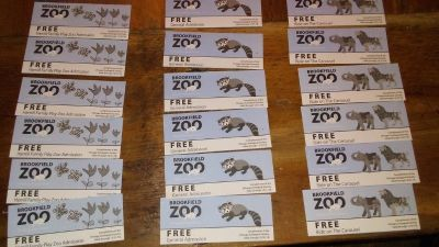 Brookfield Zoo Passes