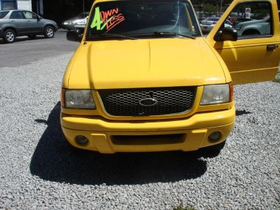 2001 Ford Ranger Edge Plus (YEL)