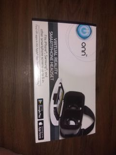 VR Virtual Reality headset for iPhone or android