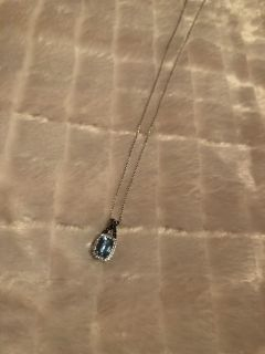 Sterling Silver Necklace - New