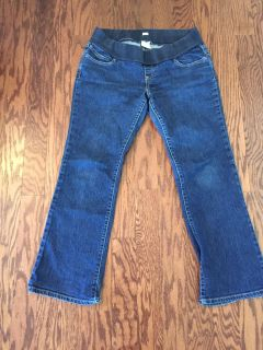 Maternity jeans Old Navy size 10