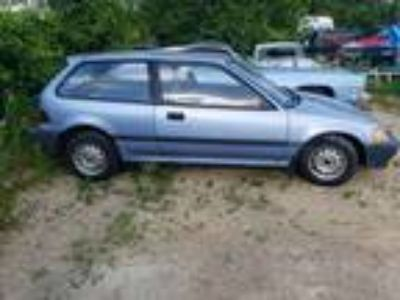 used 1989 Honda Civic for sale.