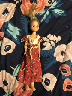 Sunshine family mom doll from the 70 s