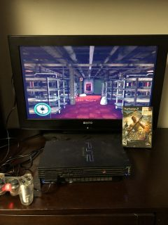 PS 2 and 1 Game