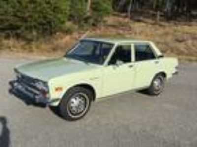 1972 Datsun 510 4 speed Original Paint