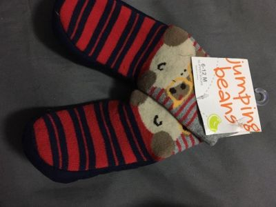 Slipper shoes size 6-12 month nwt