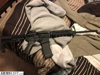 For Sale: Ruger AR 15