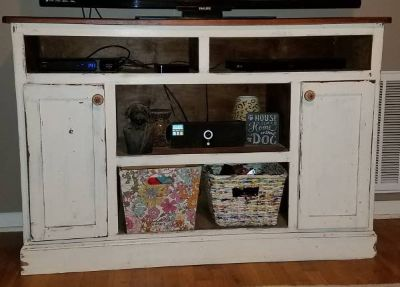 SOLID WOOD, locally made TV cabinet