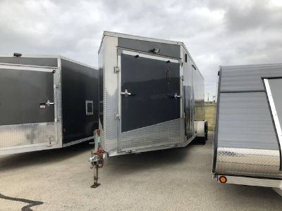 2014 Forest River 7X25 Steel Enclosed Cargo Trailers Trailers Francis Creek, WI