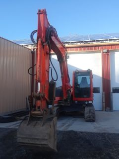 2012 Other Equipment KX080-3 Kubota MIDI Excavator