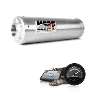 Purchase HMF Polaris RZR XP 900 2011 - 2014 Swamp XL Slip On Exhaust & Dobeck AFR+ Gen 4 motorcycle in Berea, Ohio, United States, for US $731.40