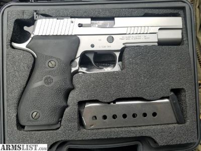 For Sale/Trade: Sig P220 Match Elite