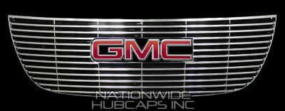 Purchase GMC Yukon CHROME Snap On Grille Overlay NEW Grill Insert Trim FREE SHIPPING XL motorcycle in Syracuse, Utah, US, for US $98.00