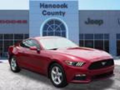 2016 Ford Mustang Red, 20K miles