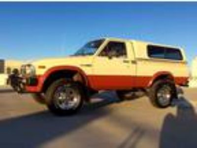 1983 Toyota Hilux SR5 Short Bed Pickup Truck