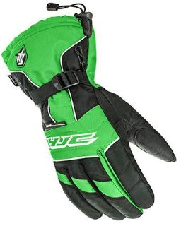 Sell HJC 15 Men's Storm Green/Black Waterproof Insulated Snowmobile Riding Glove motorcycle in Golden, Colorado, United States, for US $44.99