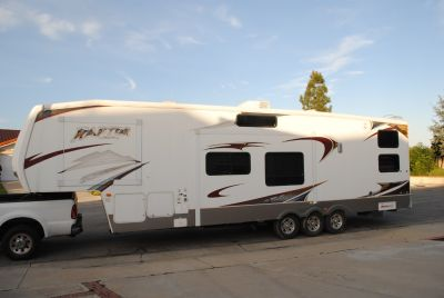 2008 Keystone RAPTOR 3612DS
