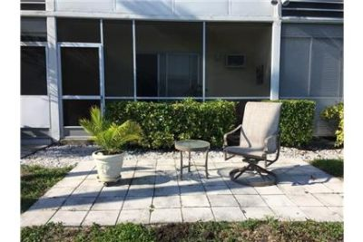 Charming ground floor unit in gated community on t